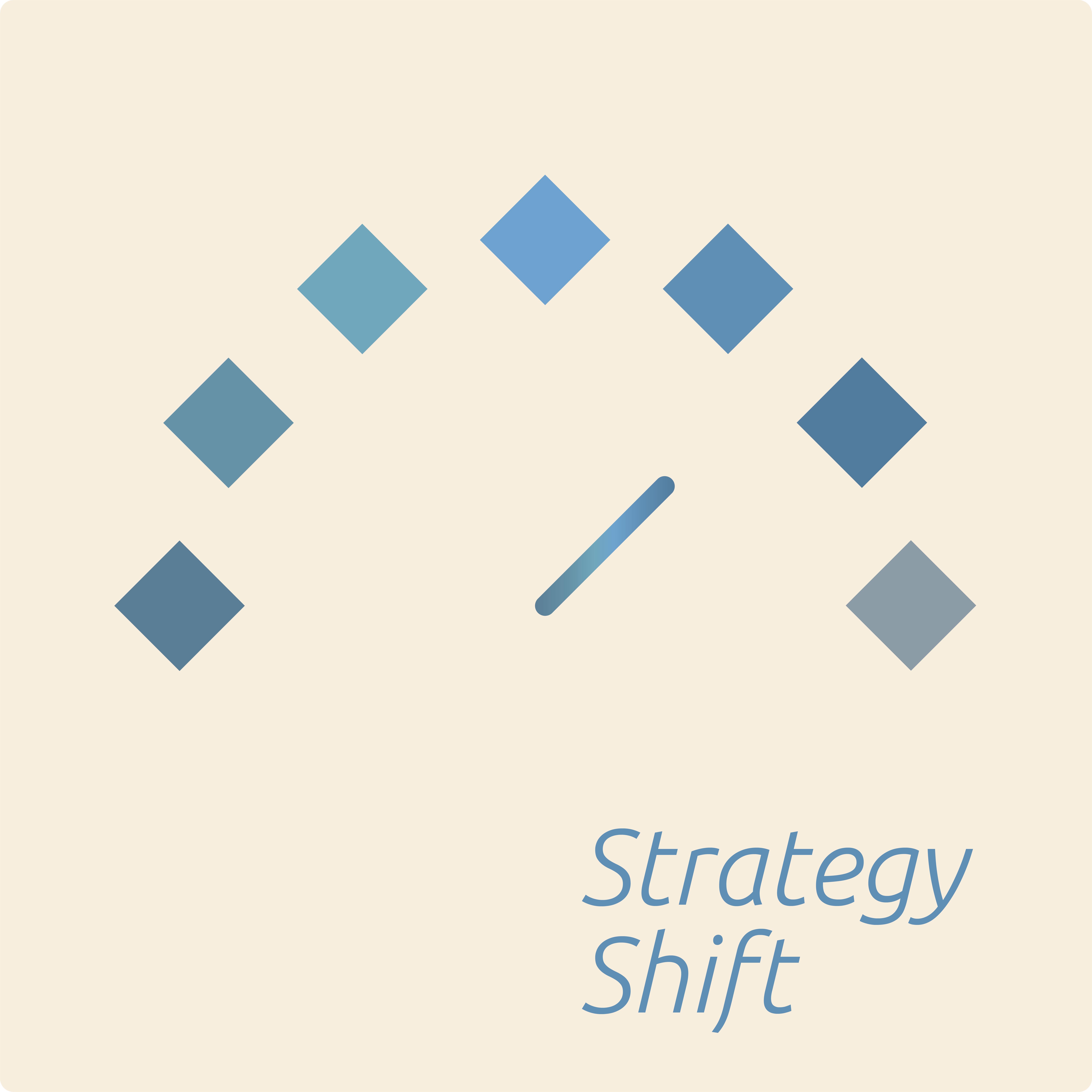 Strategy Shift